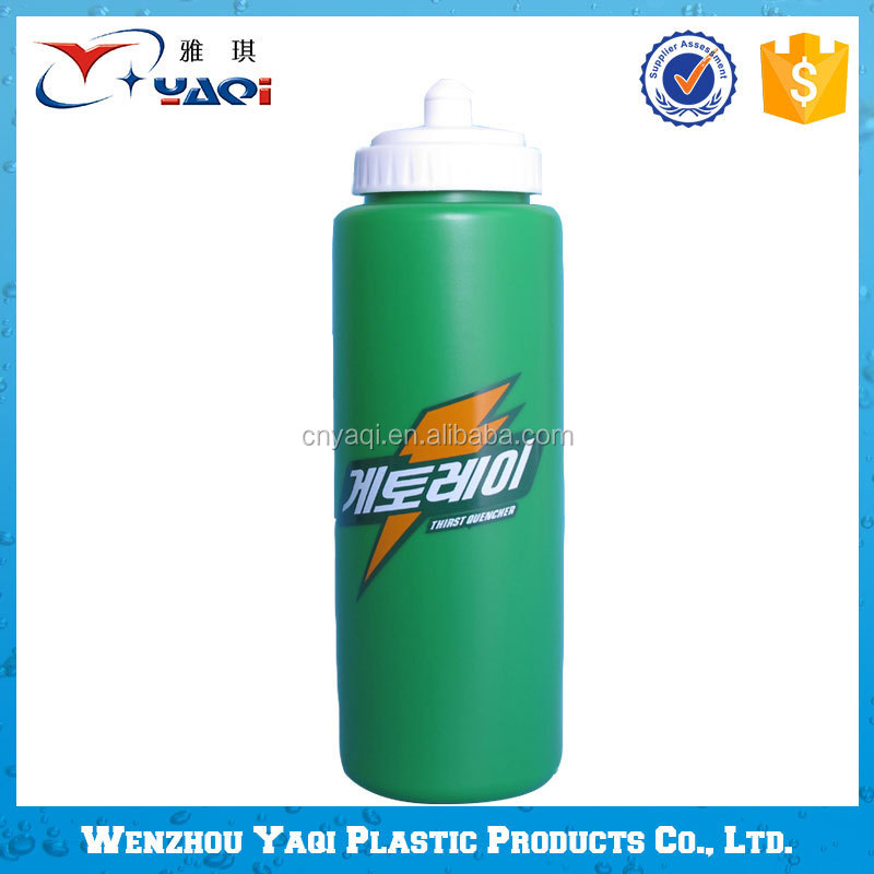 Eco-Friendly Material 1 Liter Reusable Water Bottle