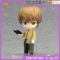 Custome your own miniature adult pvc plastic action figure toy