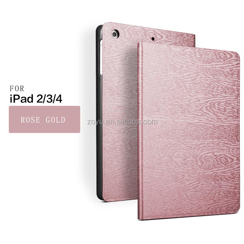 Function with Auto Wake Sleep for new apple ipad 234 case