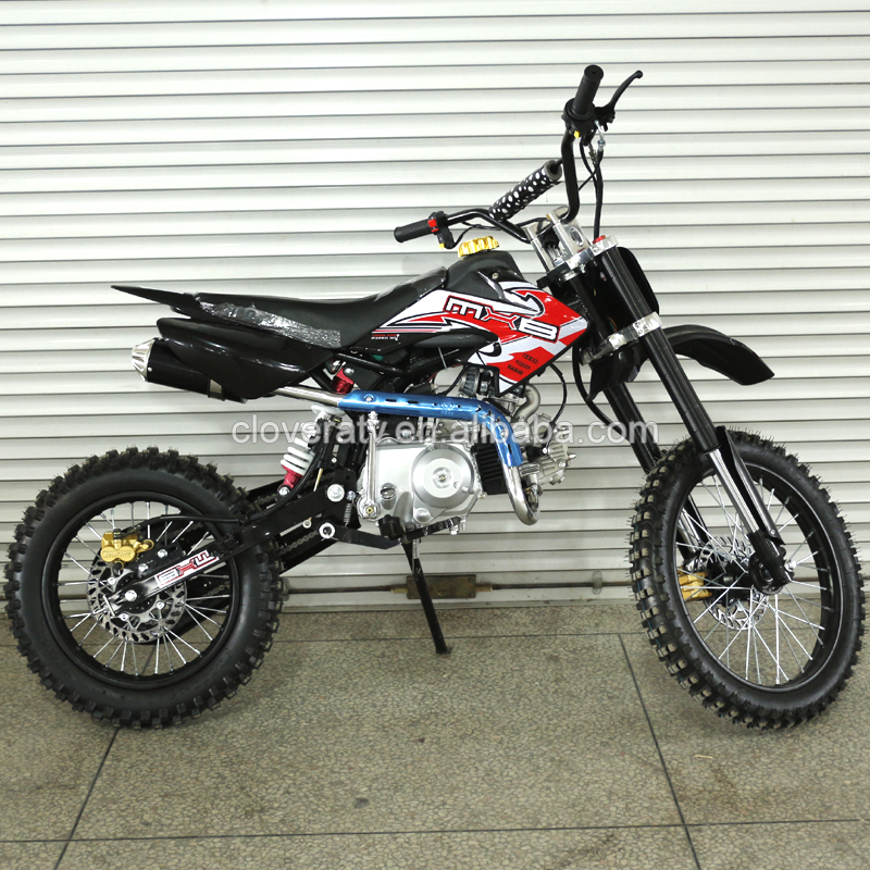 Low Cost Kick Start Heavy Motocross 125CC Pit Bike Dirt Bike for Adults