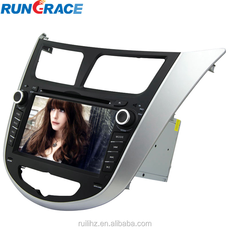 Android Touch Screen 7 inch Hyundai verna car media center