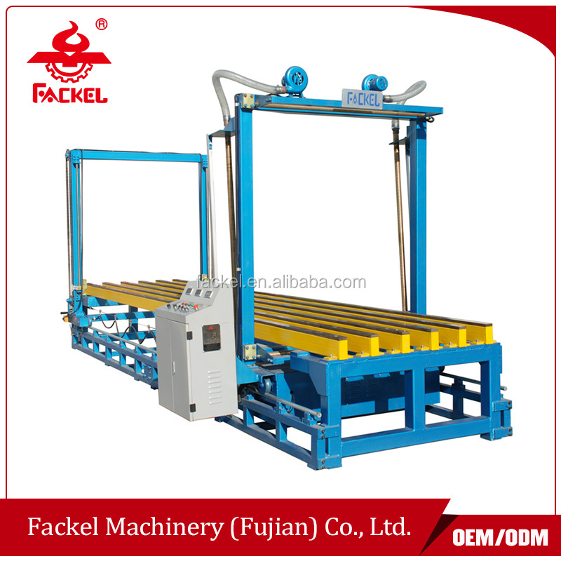 OEM/ODM factory supply plastic eps foam cut making machine