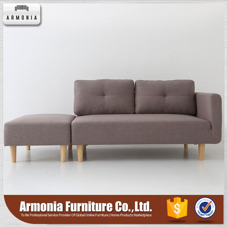 Contemporary living room furniture used sofa