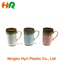 2017 European style ceramic coffee mugs porcelain tea cups sets for wholesale