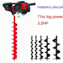 big power 3.2hp earth auger,earth drill