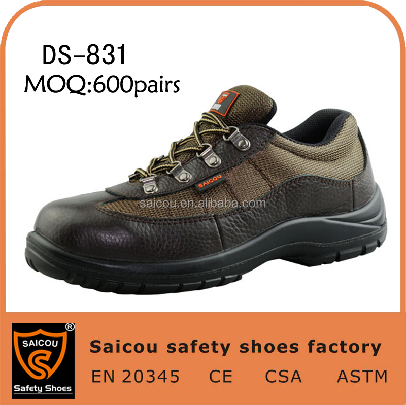 sport type safety shoes and safety shoes and working