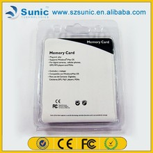 5 years warranty factory price good quality rs dv mmc memory card