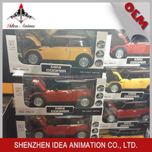 China wholesale 1:18 scale metal classic car toys