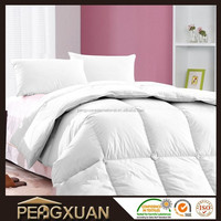 wholesale luxury white soft microfiber filling quilt patchwork