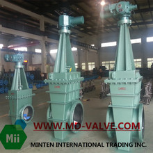 chemistry industry Lining Wedge Gate Valve