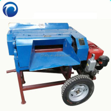 Professional hemp flax peeling machine flax and jute peeler machine