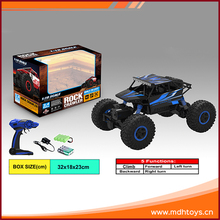 High speed 1:18 scale 2.4GHz 4 wheel drive off-road vehicles electric rc car