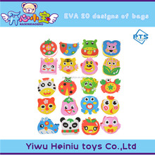 DIY small bag Educational stereo toys wholesale factory sale DIY toys
