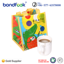 promotional laminated non woven bag