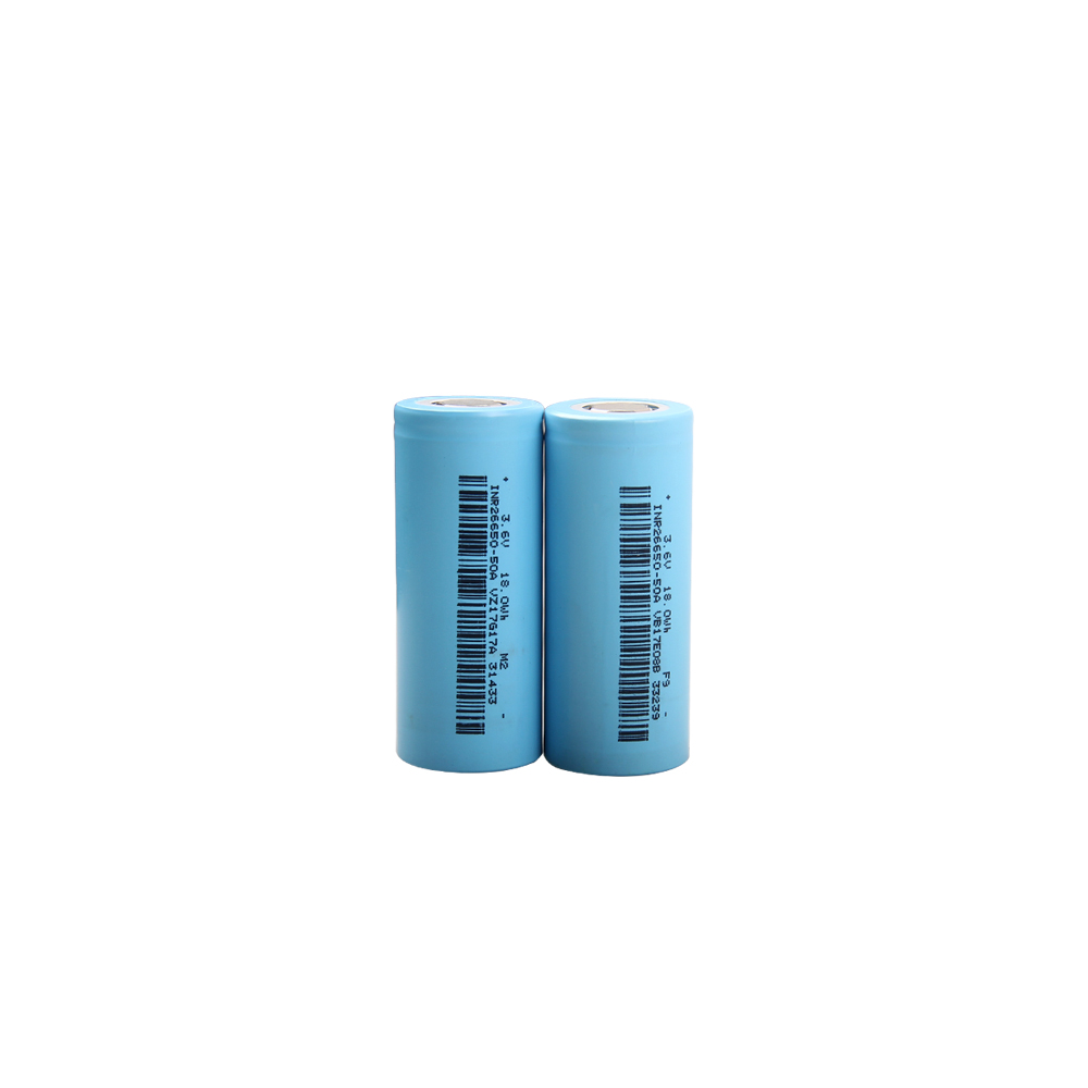 26650HC2 5000mah 3.6V Rechargeable Li-ion 26650 Battery for Electric Bike
