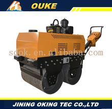 Professional,construction model,full hydraulic small tire road roller,control vibration roller