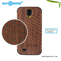 High quality and brand new wooden case changeable color phone bamboo case