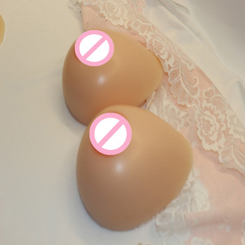 Hot Sale Silicone Artificial Breast Forms Natural Boobs for Men Crossdresser Wholesale