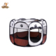 pet products foldable soft dog travel kennel pet cages cute dog carrier bag