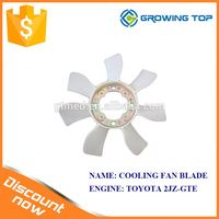 China Manufacturer 2JZ-GTE Electric Motor Fan Blades for toyota