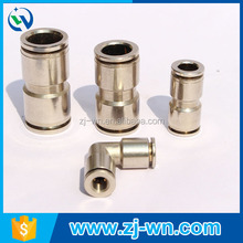 WN-5009A Wholesale brass quick coupling, copper fast connection in pipe fittings
