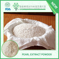 Food grade and beauty grade pure pearl powder/High quality whiten pearl powder/free sampl