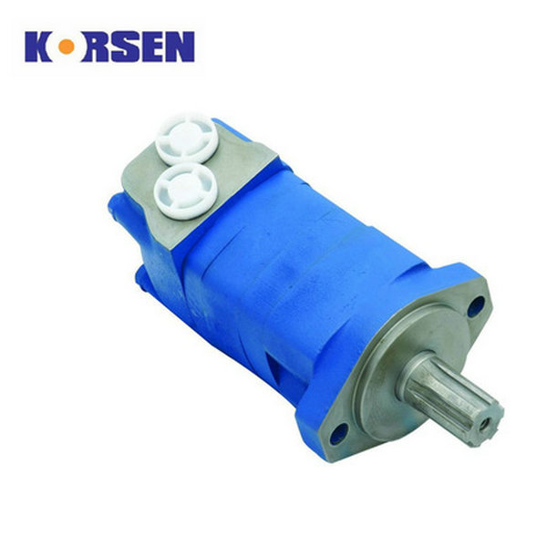2015 China Wholesale SMS Low Speed High Torque Hydraulic Motor With Two Bearing