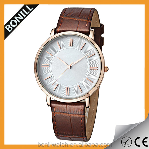 Mens watches top brand watch design and manufacture with high quality