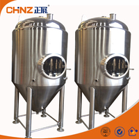 Stainless Steel Copper 1000L Conical Beer