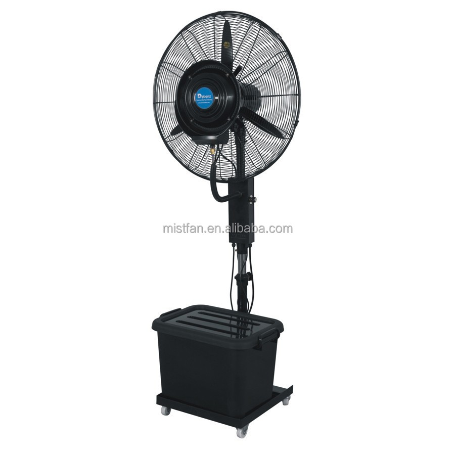 Buying Electric Fans : Air conditioning appliances electric fans with water mist