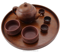 wholesale Tea serving tray wooden serving tray