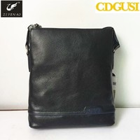 man geniune leather bag fashion business handbag best briefcase.computer bag