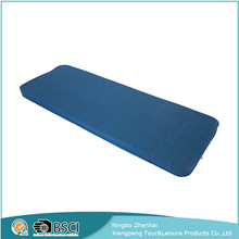 tent use air inflatable travel cushion bed, memory foam mattress, outdoor cushion/beach pad/chair cushion