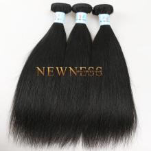 Factory Price Cheap Virgin Malaysain Hair Extensions 3 Pcs Straight Hair Wholesale