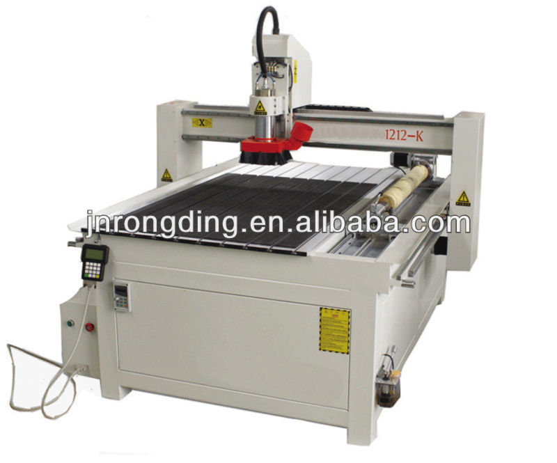 CNC 1212 router woodwokring cnc router machine /woodworking electric engraving tools with rotary wood machinery RD-1212