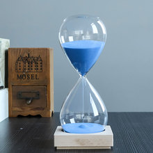 Customize Creative 30/60 minutes hot selling hourglass