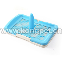 Male dog toilet for training/dog toilet with pillar LH011