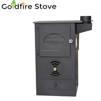 Eco Friendly Biomass Pellet Stove