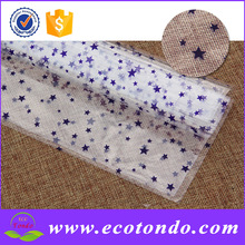 Printed cellophane paper Roll for wrapping supply