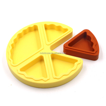 Factory Supply FDA food grade baby silicone placemat plate for kids