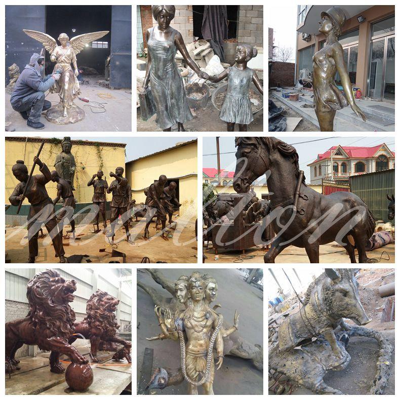 China Fornecedor decoração Do Templo religioso estátuas laughing buddha para a estátua