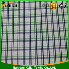 China import direct fireproof 97% cotton 3% spandex printed poplin fabric
