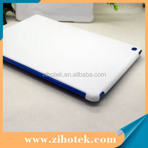 3D sublimation blank Tablet PC phone cover case for iPad Air 2/iPad 6