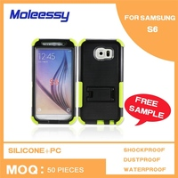 Popular 3d mobile phone cover for samsung galaxy s6