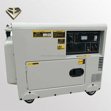 5KW Old type Small diesel generators for sale