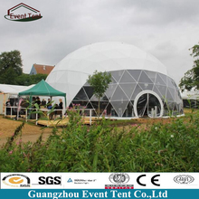 Great Structures PVC Cover Metal Frame Round Tent Domed House For Sale