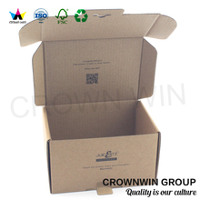 custom corrugated package shipping box manufacturer