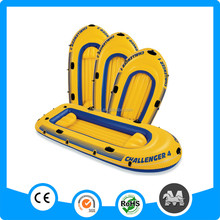 Three-person CE certificate China inflatable boat inflatable cheap PVC boat for fishing