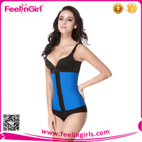 Blue Open Hot Women Photo Sex Corset For Back Support
