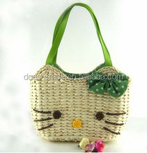 best selling wholesale straw bags china /straw beach bag